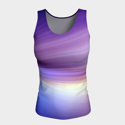 Dream Fitted Vest Top Longer Length