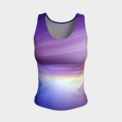 Dream Fitted Vest Top Regular Length
