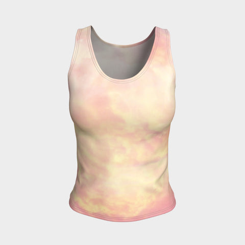 Summer Haze Fitted Vest Top Regular Length