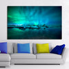 Large Canvas Wall Art Decor Contemporary Modern Art -  Northern Lights Canvas Print