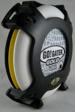 GO! Gater Gold Disc Golf Set With Carry Caddy Driver/Iron/Putter
