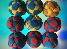 32 panel freestyle footbag