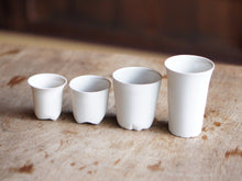 """Show Your Teeth"" Series No.9 UNS#21 Porcelain Cup Slim XS"