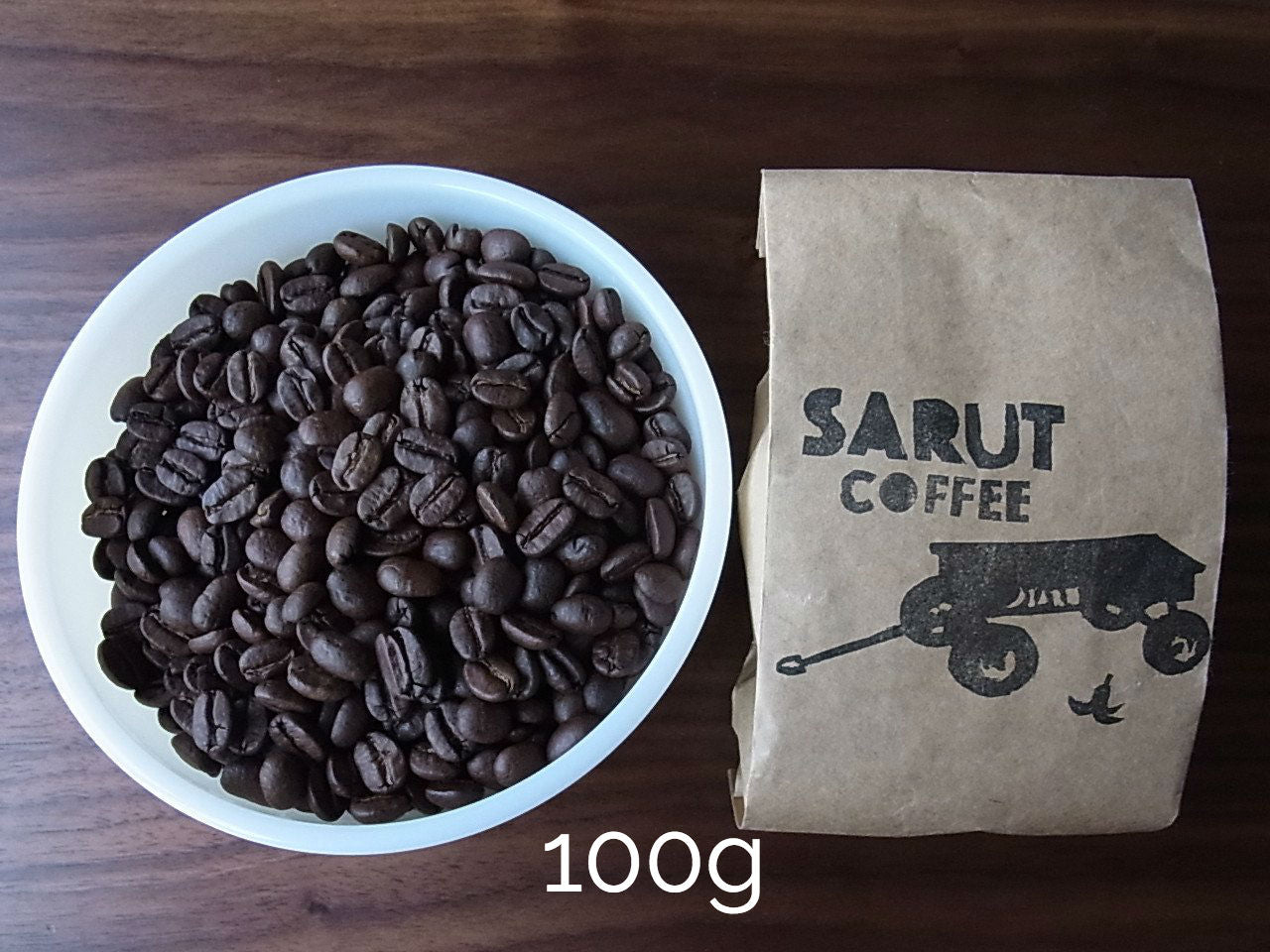 SARUT COFFEE Original Blend 3