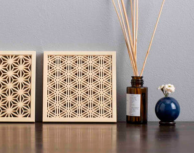 J LIFE gifts KUMIKO Wall decor Sesame