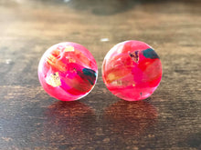 Roru Mari Abstract Painting Earring NADESHIKO