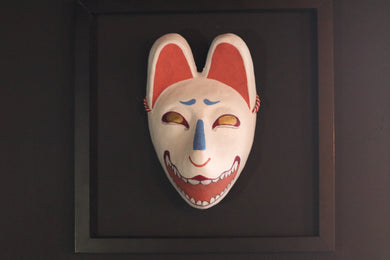 FOX mask Labo. The Laughing fox mask YM03