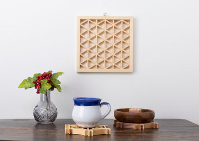 J LIFE gifts KUMIKO Wall decor Plain
