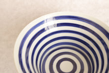 "Tanaka Pottery Manufacture Design ""Sometsuke-Koma-mon""Large Bowl TST-09"
