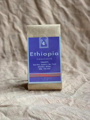 COFFEE BAISENSHO TABI-NO-NE Single-Origin ETHIOPIA YIRGACHEFFE