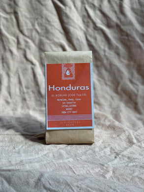 COFFEE BAISENSHO TABI-NO-NE Single-Origin HONDURAS El Roblar COE