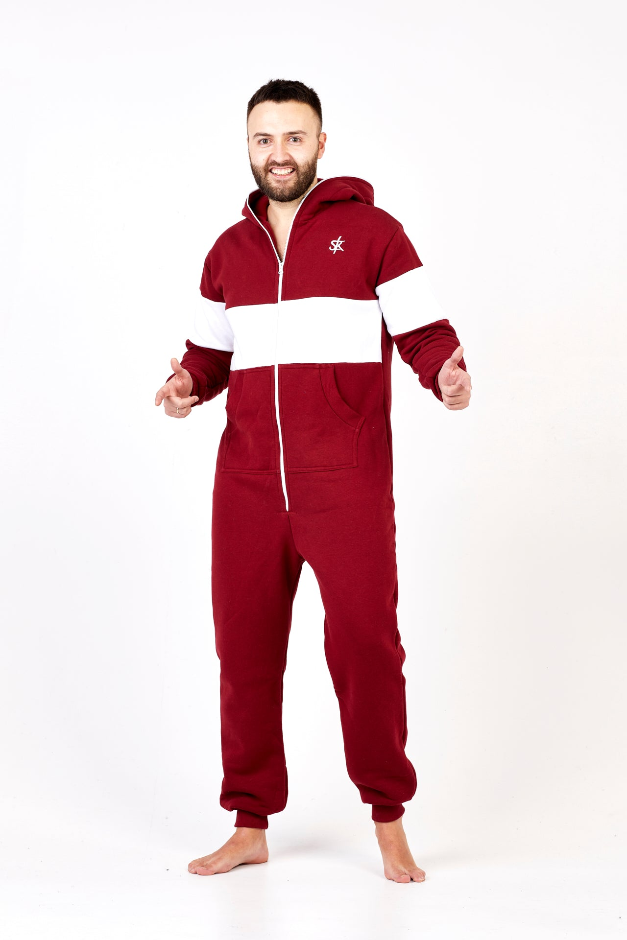 Feel like a Kid with Sofa Killer Onesie