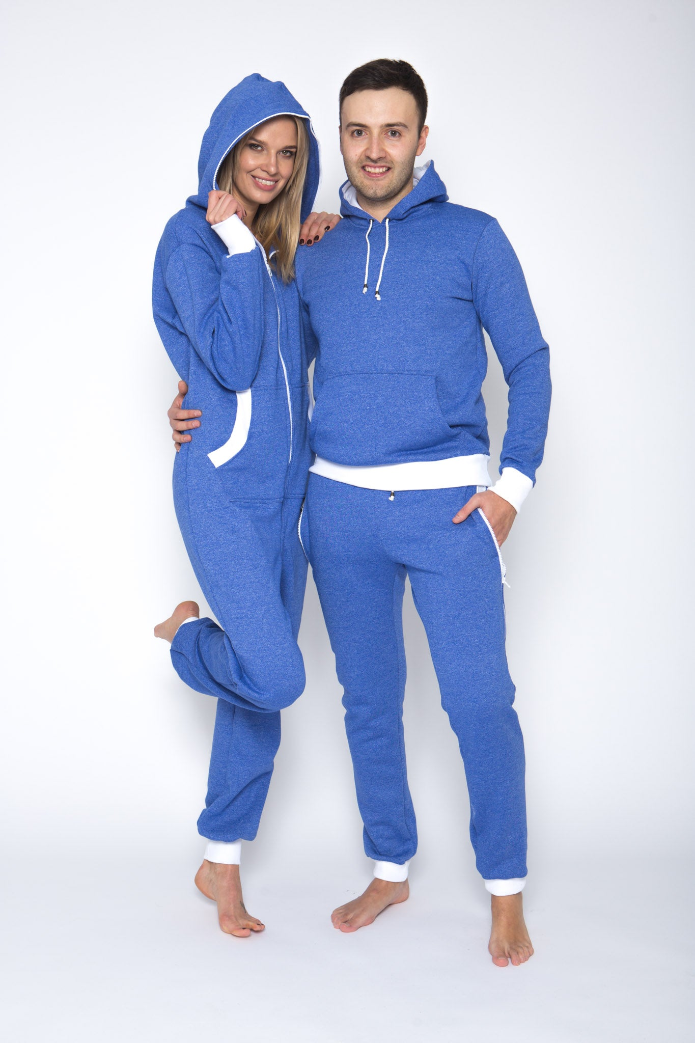 The Loungewear turns classy for Casual Party