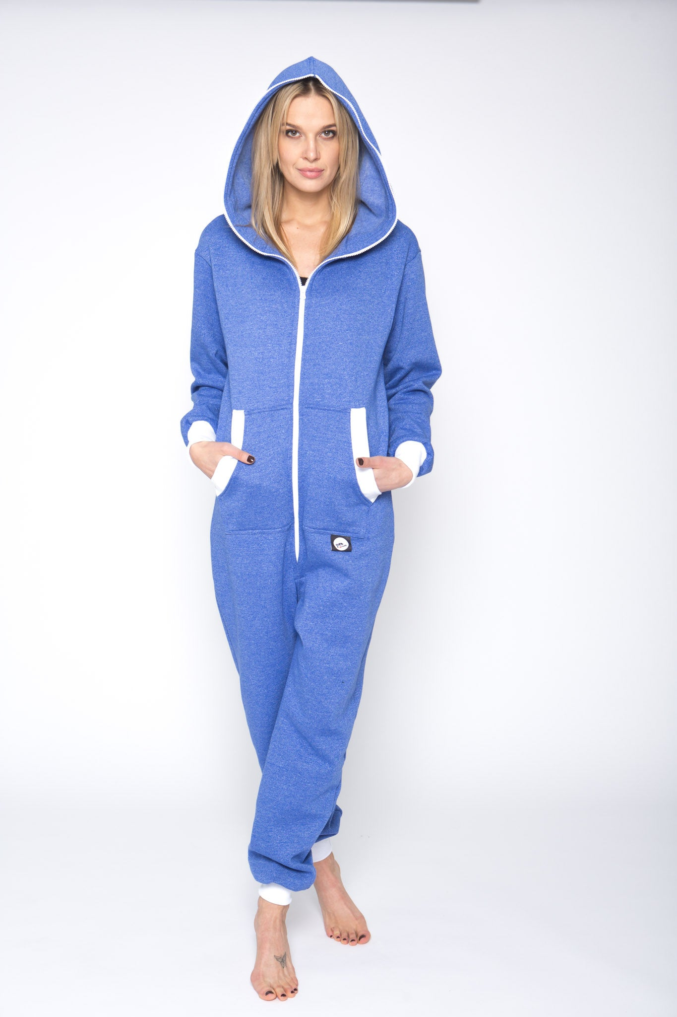 jeanse color women onesie