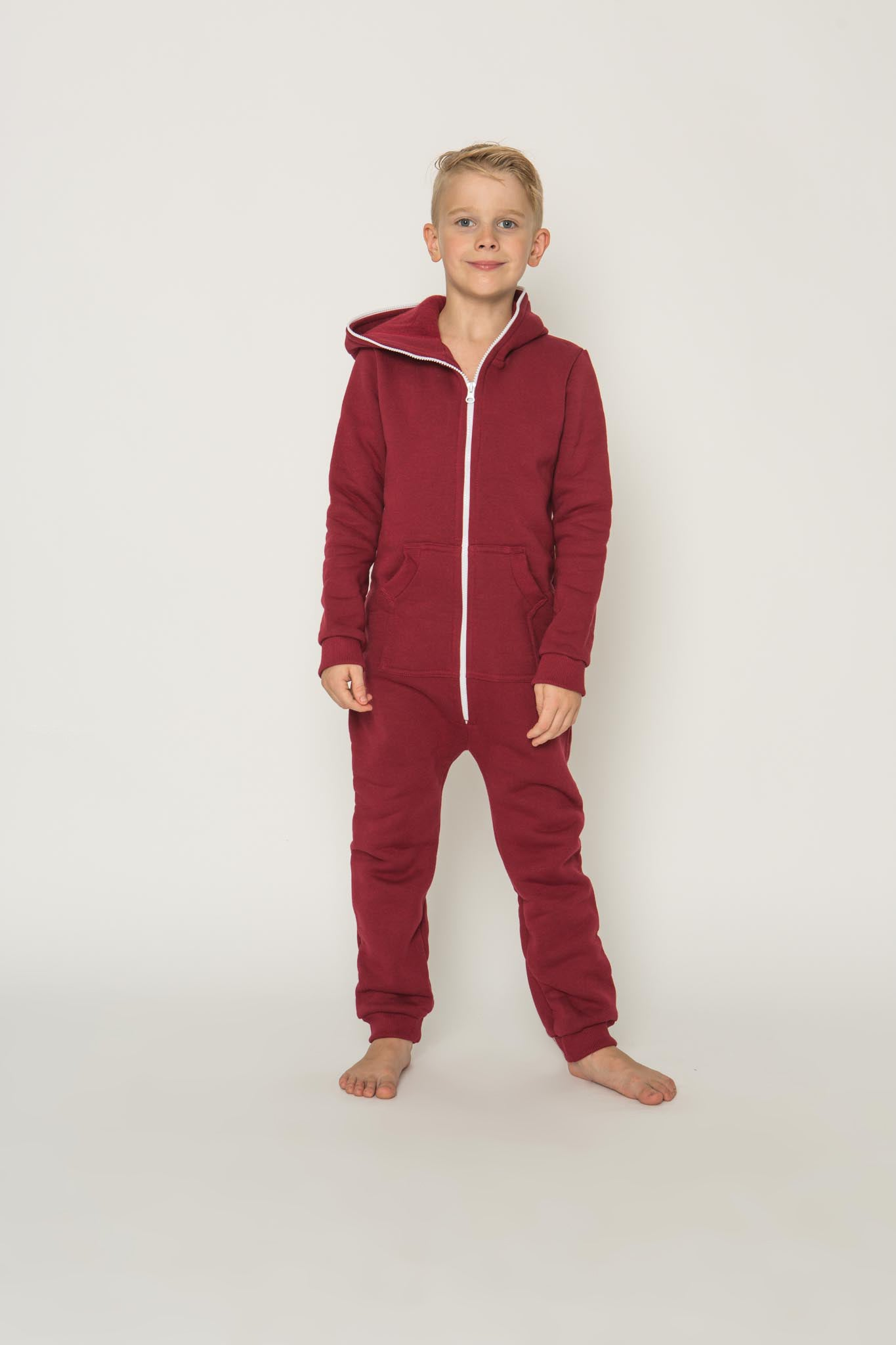 Sofa Killer burgundy unisex kids onesie