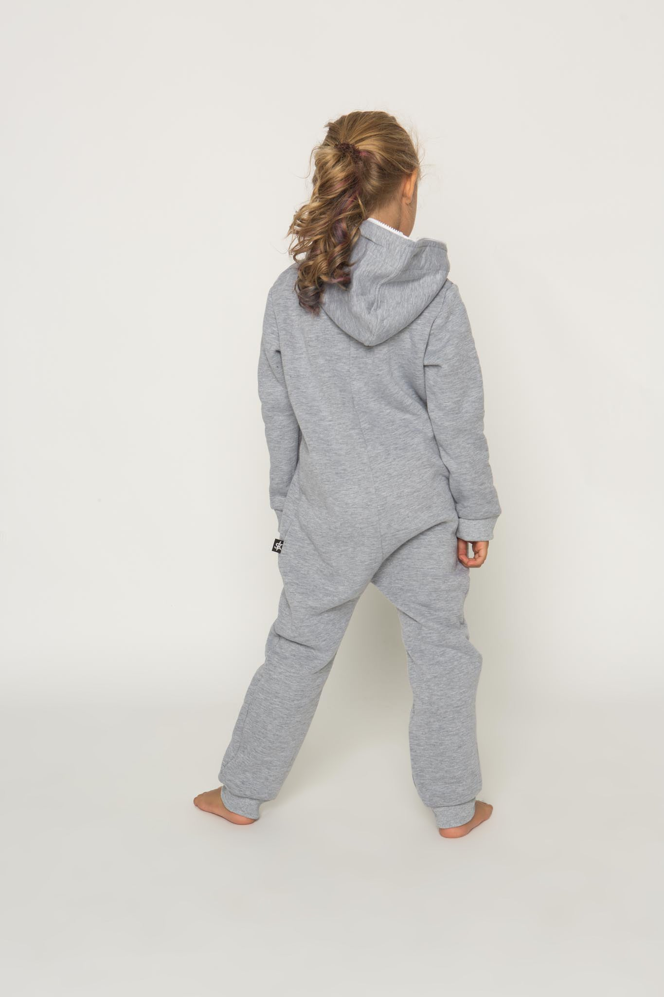 Sofa Killer light grey unisex kids onesie