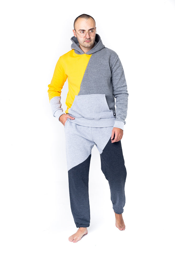 Sofa Killer cozy men lounge wear Romby