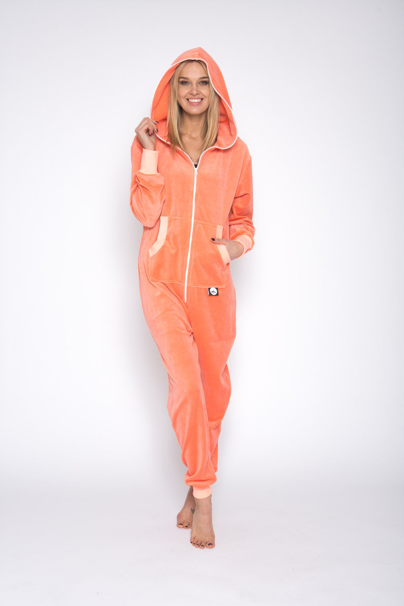sofa killer velours women onesie
