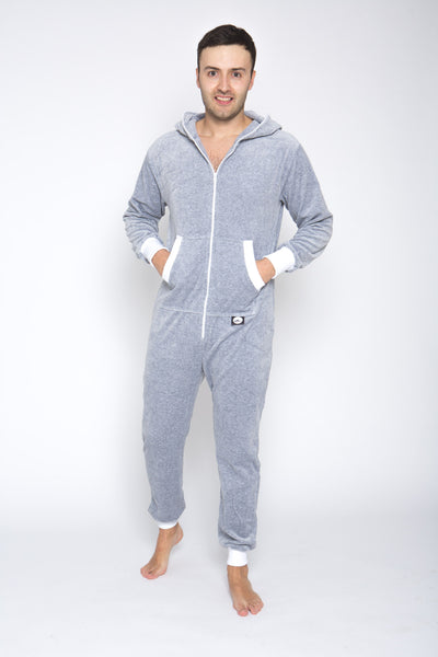 sofa killer velours men onesie