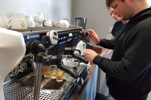 Coffee Training for the Coffee Enthusiast