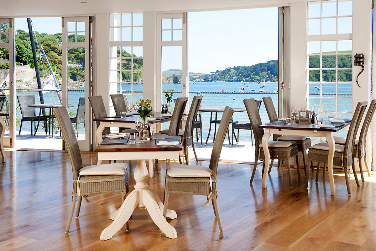 South Sands Hotel, Salcombe, a contemporary hideaway