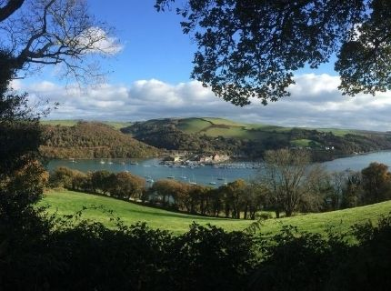 River Dart Estuary near Dittisham