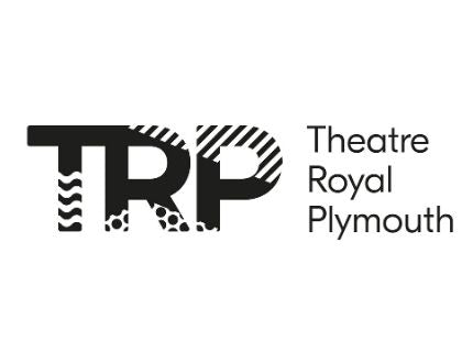 TRP Theatre Royal Plymouth Logo