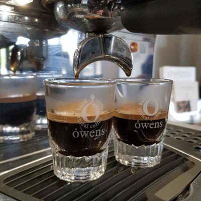 Owens Barista Training