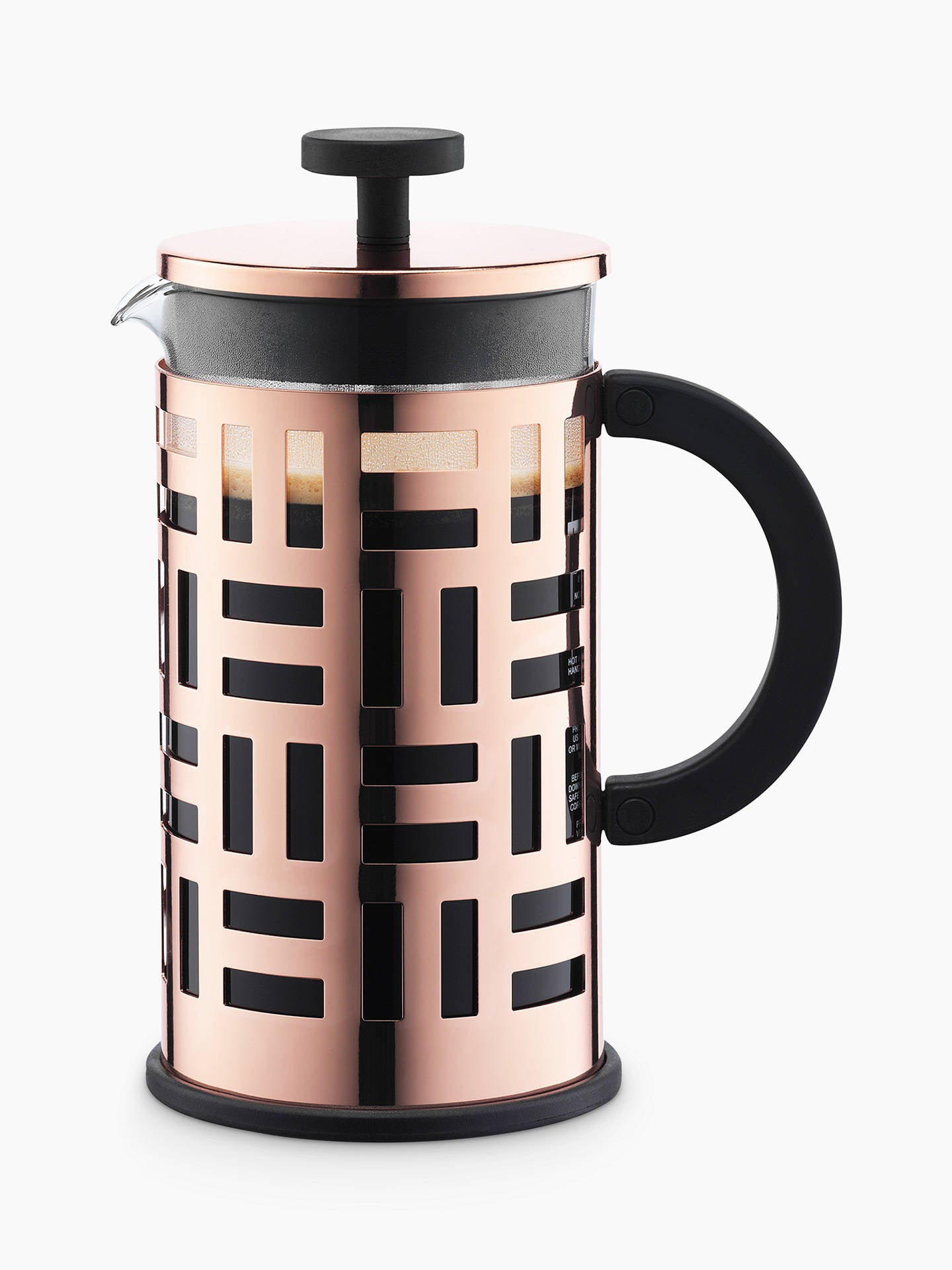 Bodum Eileen French Press, 8 Cup, Copper