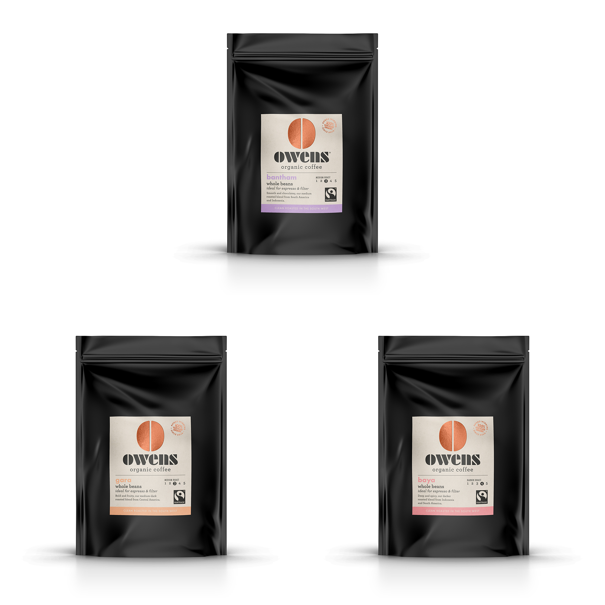 Discovery Pack for Espresso