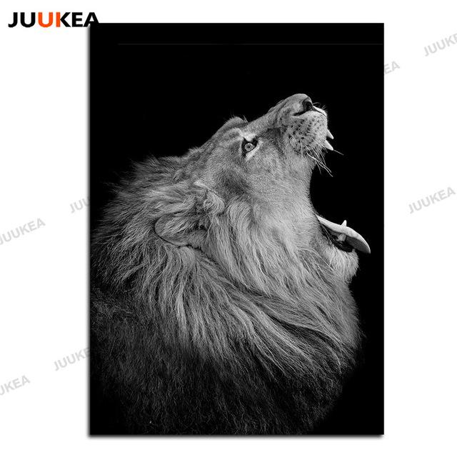 African Animal Canvas - Gaia-Stock.com