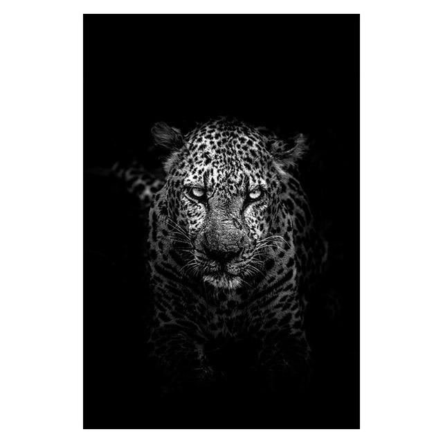 Canvas Painting Animal Wall Art - Gaia-Stock.com
