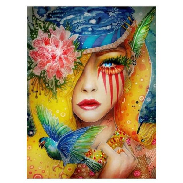 Canvas Painting By Number 40x50cm,Hobby DIY,Beach Wave Paint By Numbers - Gaia-Stock.com