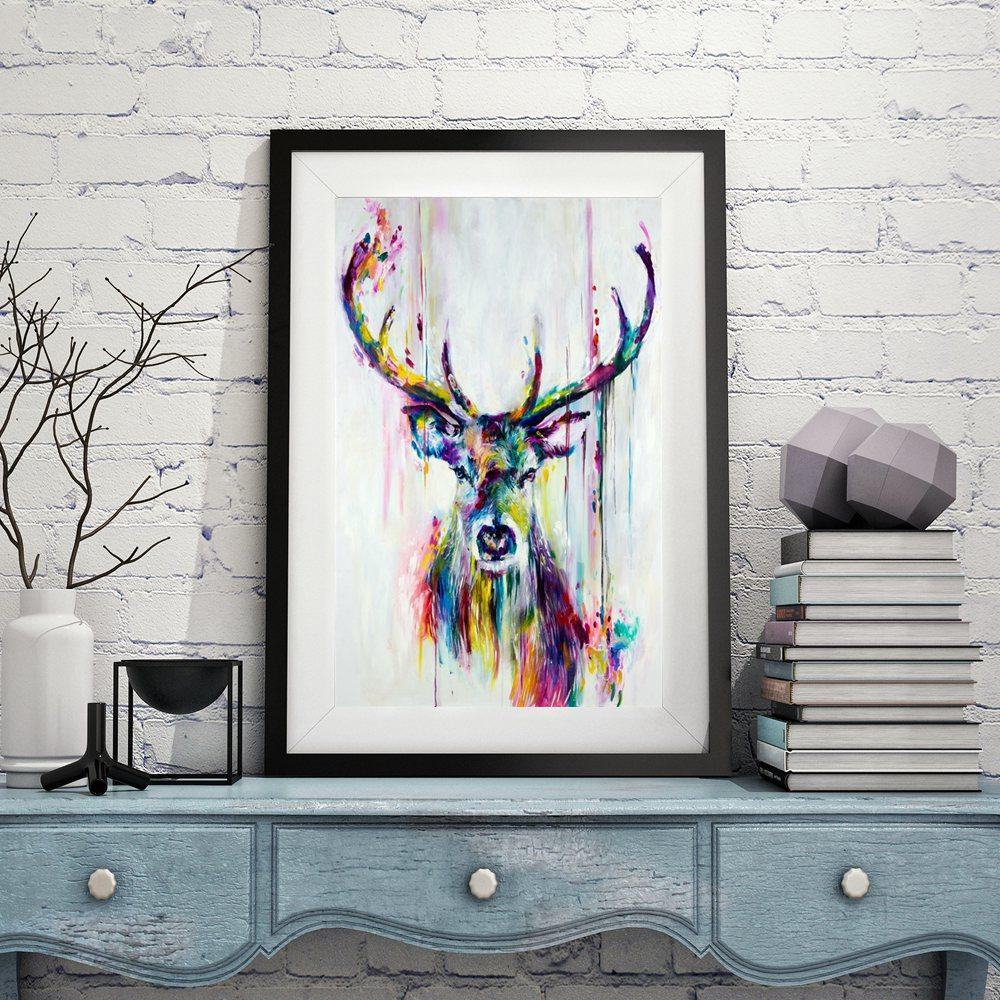 Colorful Deer - Gaia-Stock.com
