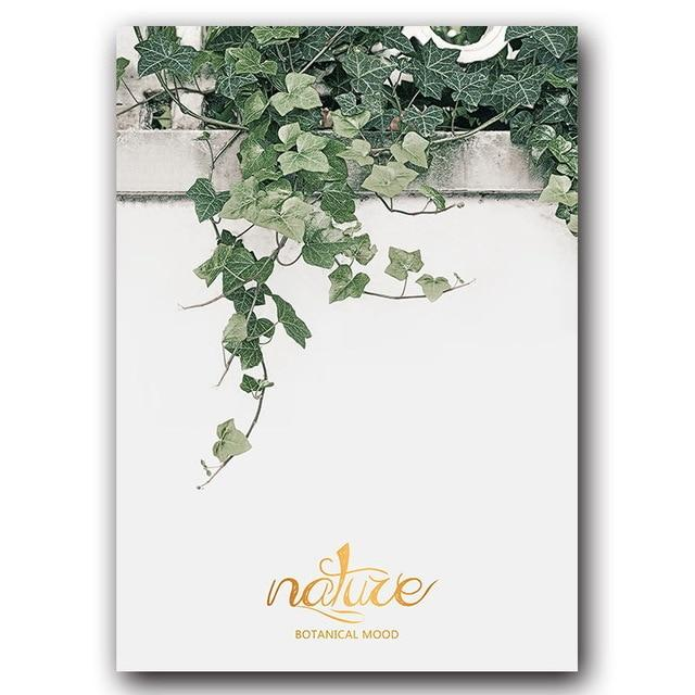 Green Vine Leaves - Gaia-Stock.com