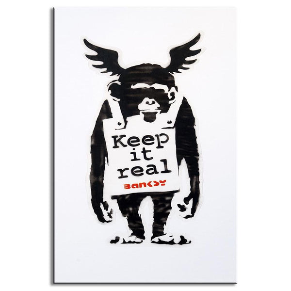 Keep It Real Graffiti - Gaia-Stock.com