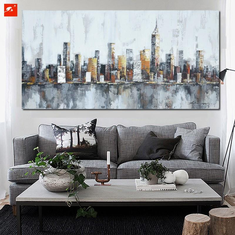New York Skyline Cityscape Architecture Abstract - Gaia-Stock.com
