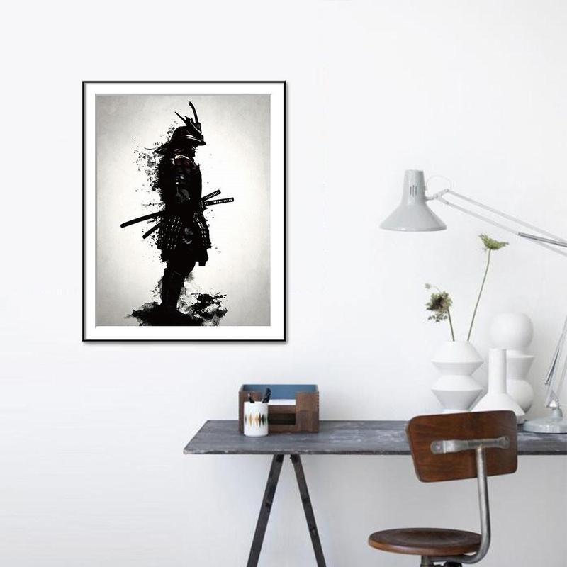 The Samurai - Gaia-Stock.com
