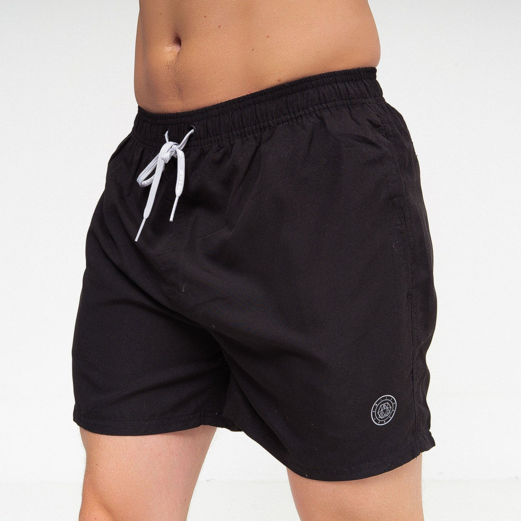 Alsbrook Swim Shorts Black / S