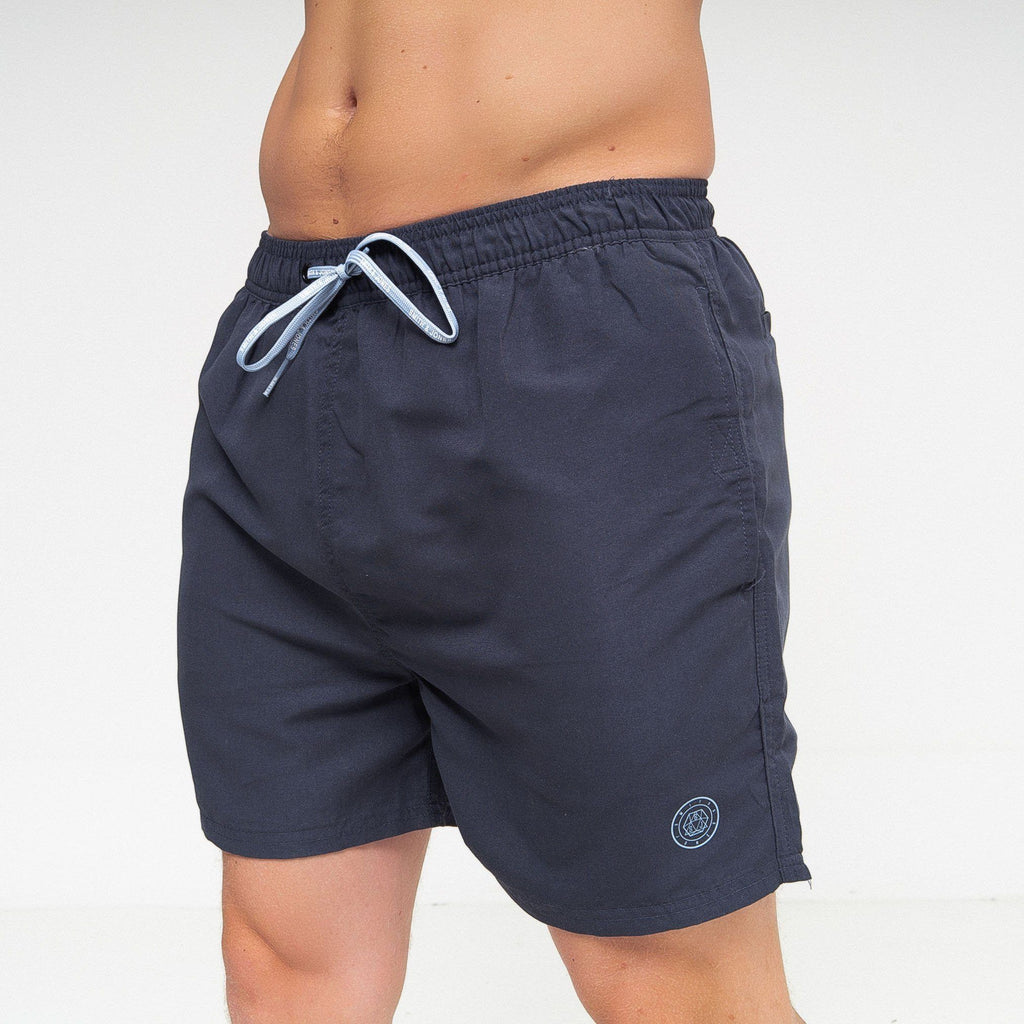 Alsbrook Swim Shorts Blue Night / S