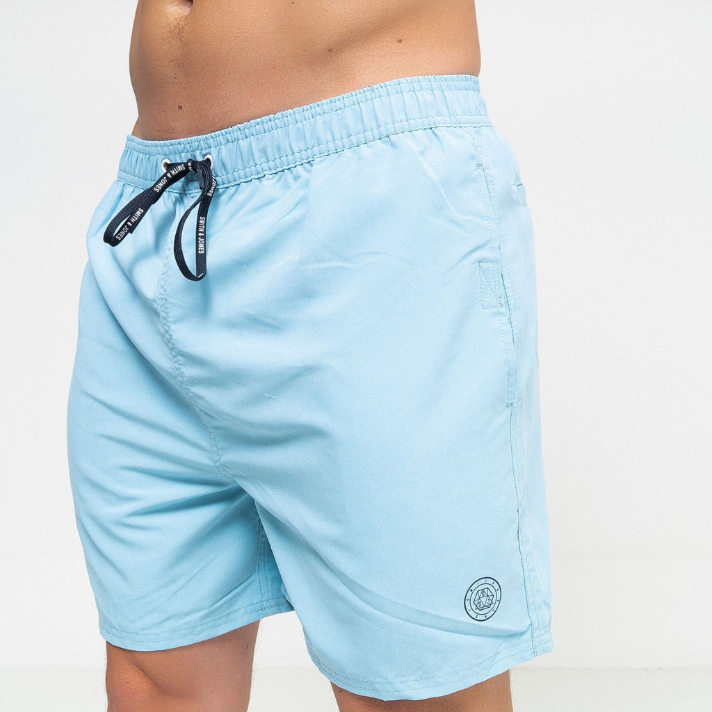 Alsbrook Swim Shorts Blue Topaz / S