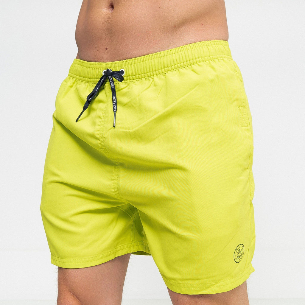 Alsbrook Swim Shorts Lime Punch / S