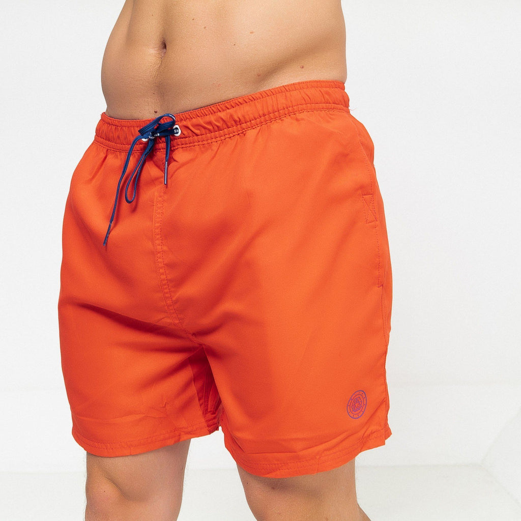 Alsbrook Swim Shorts Poppy Red / S