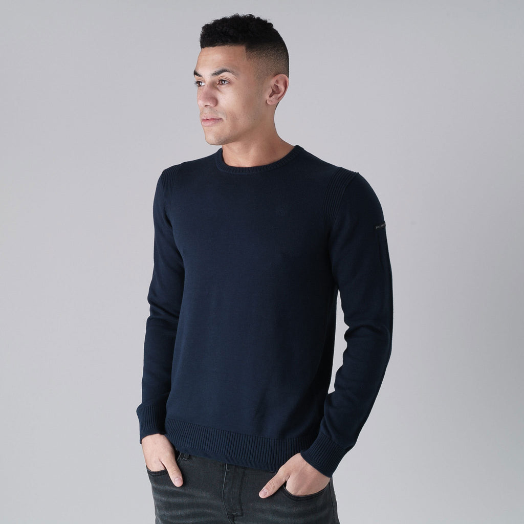 Altitude Knit S / Deep Navy Knitwear
