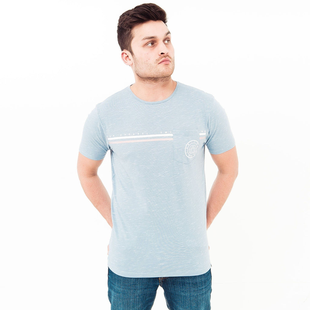 Blakely T-Shirt S / Dusty Blue T-Shirts
