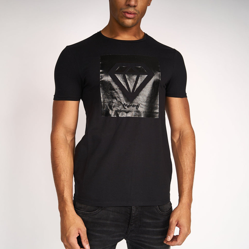 Gomez T-Shirt Black