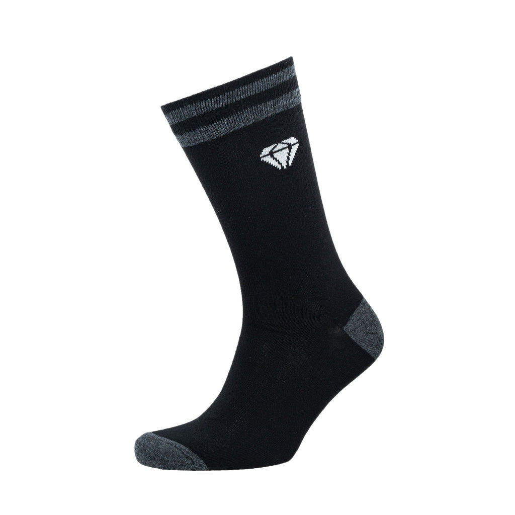 Carbonados Gift Box Socks 3Pk - Black Accessories