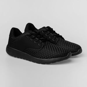 Runner Trainers Black