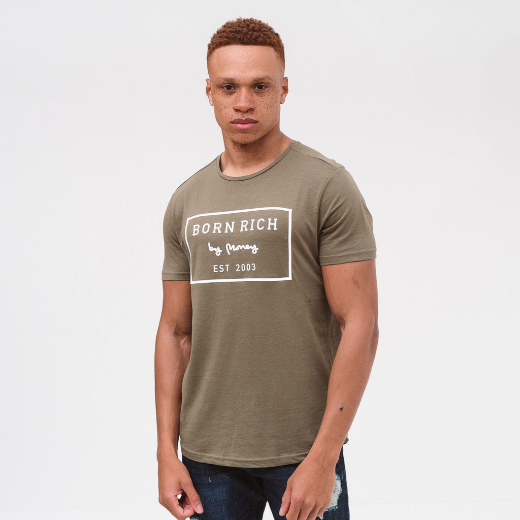 Antonelli T-Shirt S / Burnt Olive T-Shirts