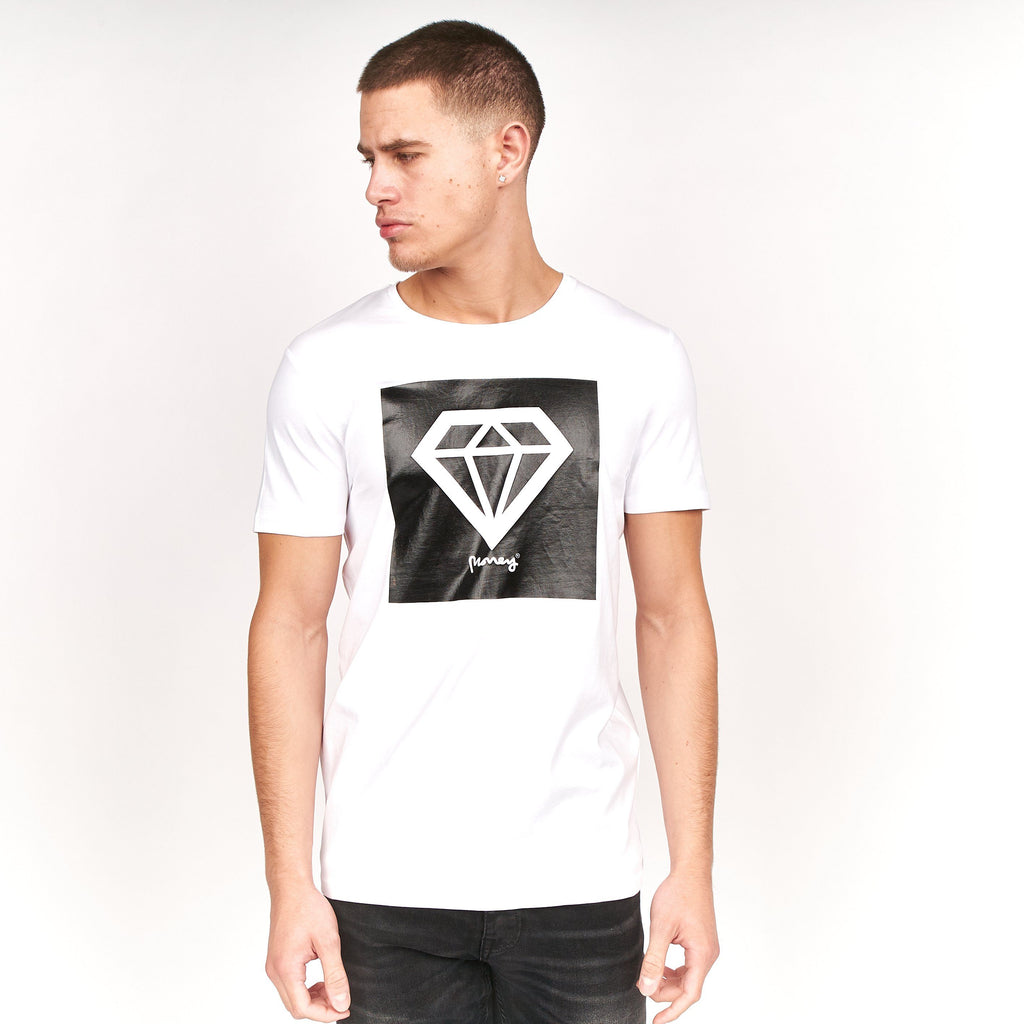 Gomez T-Shirt White